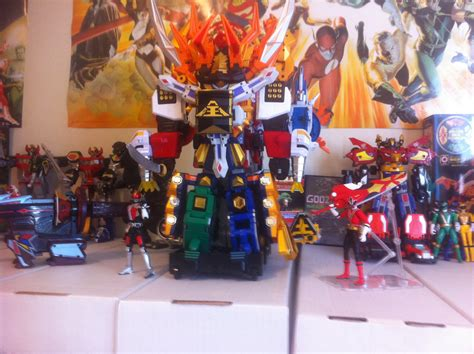 Super Sentai Images Toy Collection