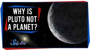 Why Is Pluto Not A Planet? | because...SCIENCE!!! | Pinterest