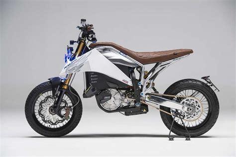 Aero Elektro Racer Motorcycle