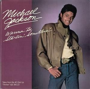 Michael Jackson - Wanna Be Startin' Somethin' at Discogs