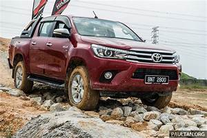 Driven  2016 Toyota Hilux And Fortuner  U2013 First Impressions