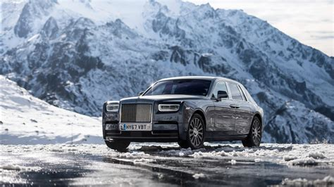 Rolls Royce Phantom 2017 4k 2 Wallpapers Hd Wallpapers