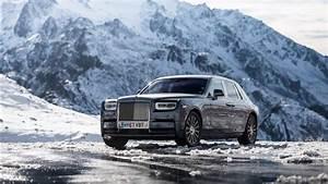 Rolls Royce Phantom 2017 4K 2 Wallpapers HD Wallpapers