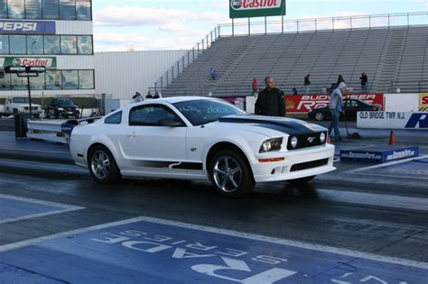 2005 Mustang Gt 0 60 by 2005 Ford Mustang Gt Saleen Supercharged 1 4 Mile Trap