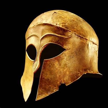 Helmet Spartan Sparta Warrior Military Greek History