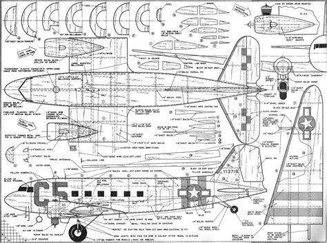 How Much Do Havoc Boats Cost by Build Your Own Douglas C 47 Article Plans World S Most