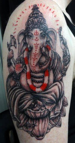 lord ganesha tattoo designs  men  women