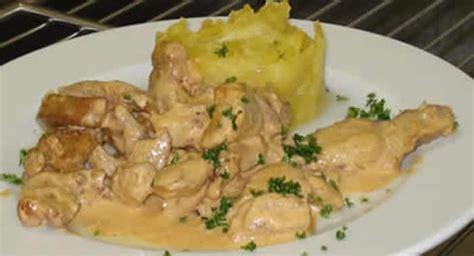 poisson facile à cuisiner emince de dinde a la moutarde avec cookeo recette facile