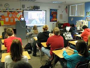 High school civics class Skypes political experts | KSTK
