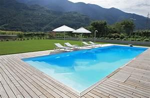 Combien Coute Une Piscine : combien coute une piscine semi creusee prix piscine en ~ Premium-room.com Idées de Décoration