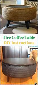 Diy Recycled Old Tire Furniture Ideas  U0026 Projects For Home