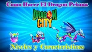 Como Hacer El Dragon Prisma De Dragon City - YouTube