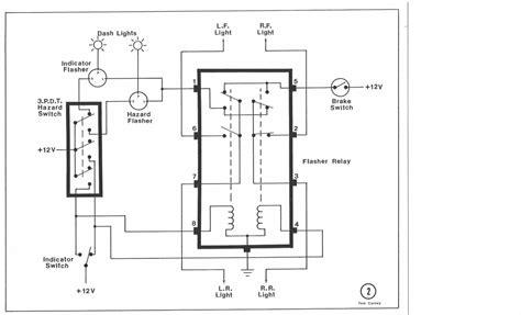 toyota 5 pin led flasher wiring diagram led turn signal
