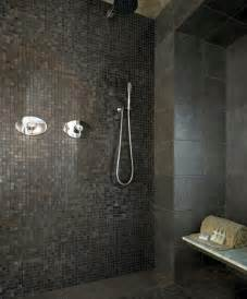 black bathroom tiles ideas black shower tile design ideas home interiors