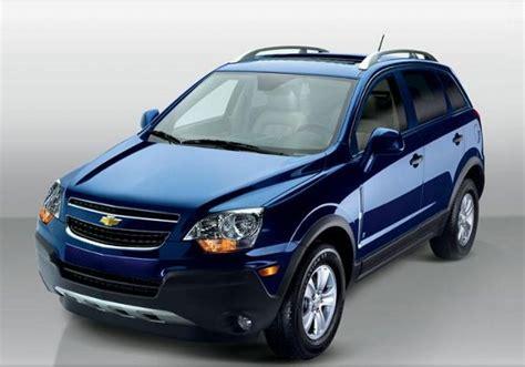 Chevrolet Captiva 2010 Mundoautomotor