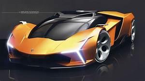 Lamborghini Concepto X gives us a glimpse of future ...