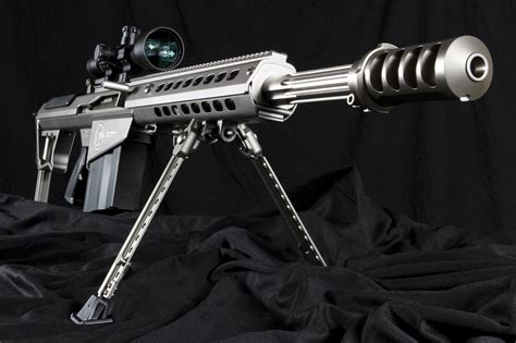 Barrett News | 30th Anniversary M107A1