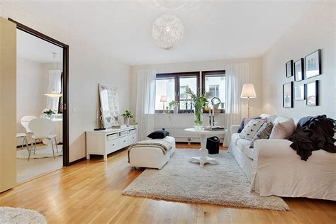 scandinavian home interiors scandinavian style pink and white apartment in sweden