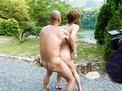 Watch Porn Video Aika Asian With Round Hooters Gets Roughly Fucked On Park Bench