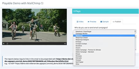Embed Image In Html Email Template by How To Embed Video In Caign Monitor Email Caigns