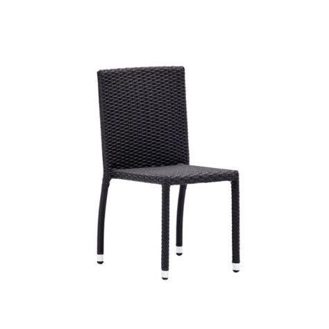 chaise d extérieur chaise d 39 extérieur dossierhaut ligne contemporaine