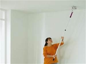 Streichen Decke Wand übergang : wie sie decken mit vliesfaser tapezieren bauhaus ~ Eleganceandgraceweddings.com Haus und Dekorationen