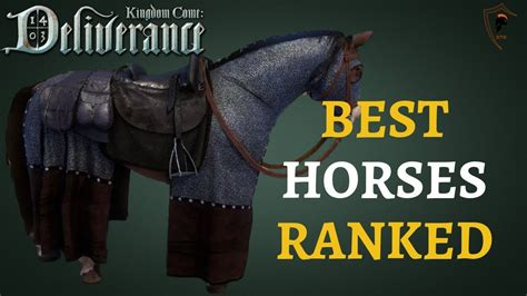 kingdom come horses deliverance