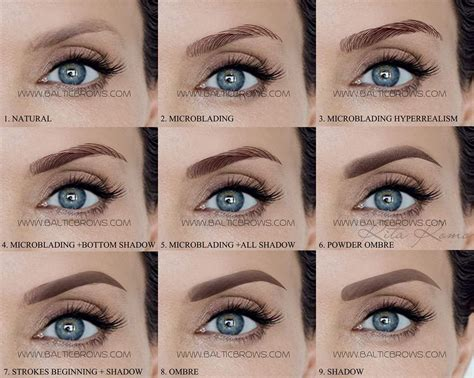 pin  brows  upper   brow patterns pinterest