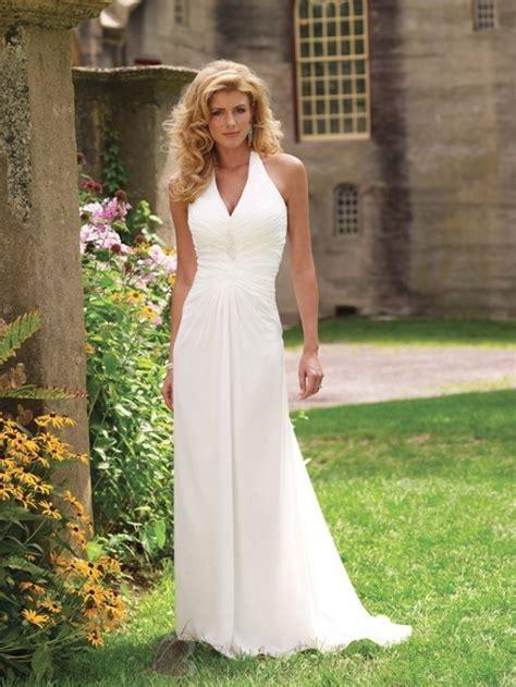 simple informal wedding dresses simple halter wedding dresses sang maestro