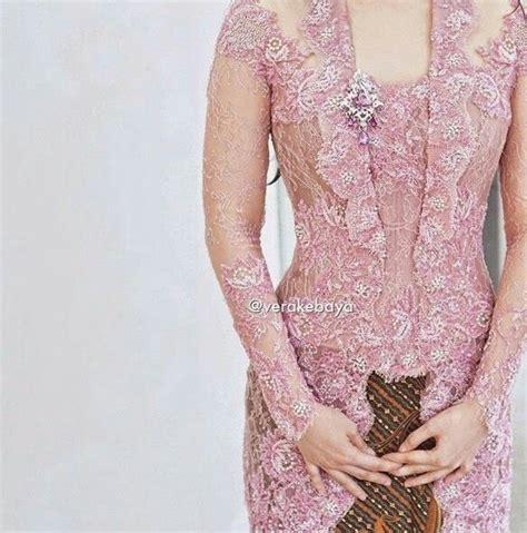 Modiste Kebaya Pink kebaya pink kebaya kebaya gaun pesta perkawinan dan