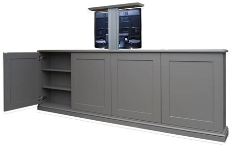 image of tv lift cabinets for flat end of bed pop up tv cabinet with lift bedroom pop up tv