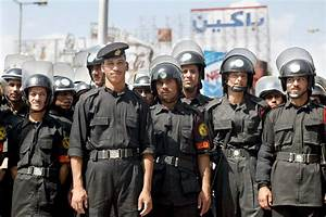 Egypt's Police Attempt to Enhance Image After Spike in ...