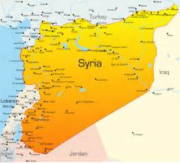syrische küche syria map with cities blank outline map of syria