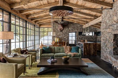 Rustic : 15 Rustic Home Decor Ideas For Your Living Room