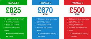 Driving Prices Wolverhampton  Affordable Package Plan  Get