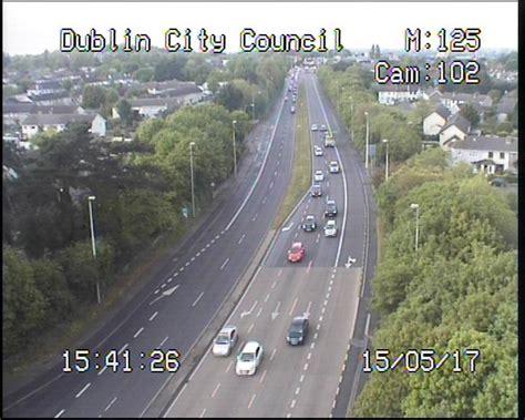 dublin city council traffic cameras