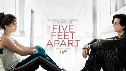 Apart Feet Five Wallpapers