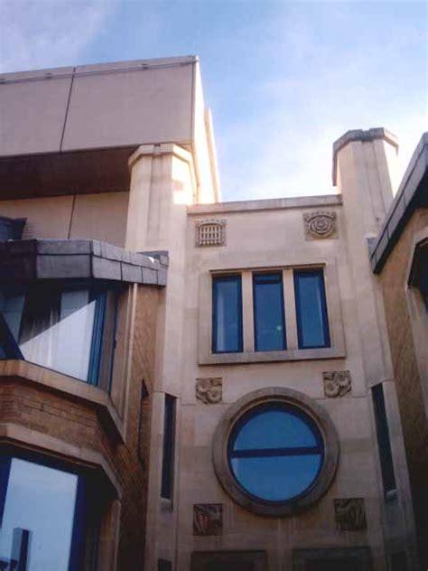 christs college cambridge building  architect