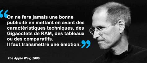 La Marketing Jobs Steve Jobs The Brandnewsblog L Le Blog Des Marques Et Du