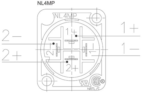 speakon wiring diagram somurich