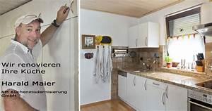 Kosten Neue Küche : wir renovieren ihre k che kleine kuechenzeile neue schranktueren ~ Markanthonyermac.com Haus und Dekorationen