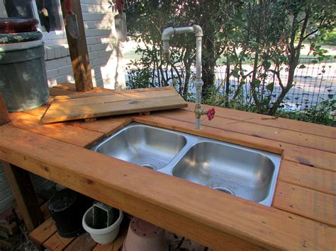 outdoor kitchen sink plumbing types of outdoor sink faucet the homy design 3869