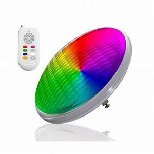 Lampe De Piscine : ampoule piscine rgb par56 t l commande ~ Premium-room.com Idées de Décoration