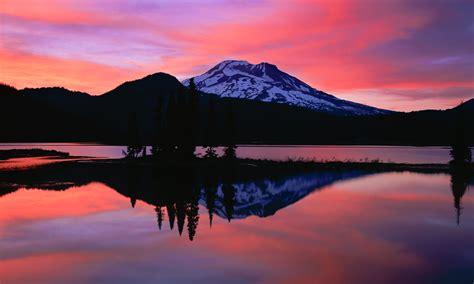 sparks lake splendor fine art print mike putnam