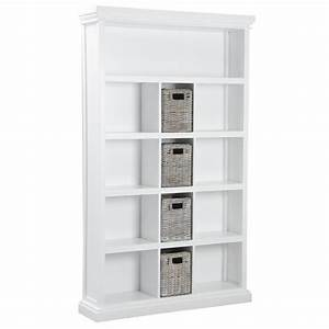 Bibliothèque Profondeur 18 Cm : biblioth que en manguier net2100 aubry gaspard ~ Teatrodelosmanantiales.com Idées de Décoration