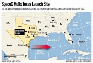 Details Emerge on SpaceX's Proposed Texas Launch Site ...