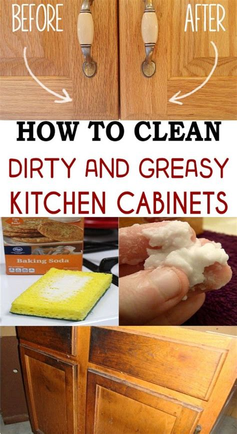 How To Clean Kitchen Cupboards With Grease by How To Clean And Greasy Kitchen Cabinets Boy