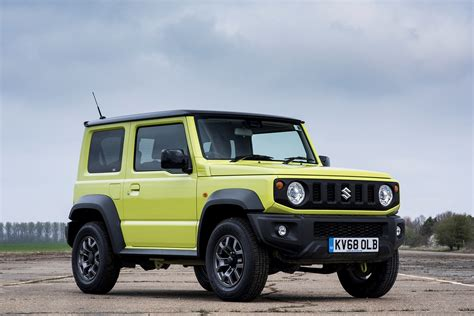 Review Suzuki Jimny by Suzuki Jimny Review 2019 Parkers