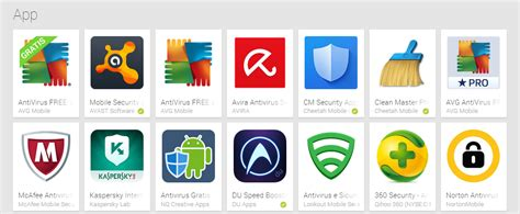 antivirus android antivirus android le piccole guide di appelmo parte 1