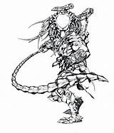 Predator Alien Vs Drawing Sketch Line Wolf Deviantart Coloring Pages Movie Cool Background Clipartmag Tattoo Chopper Favourites sketch template